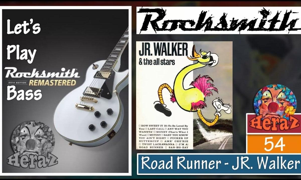 Road Runner – JR. Walker (bass)