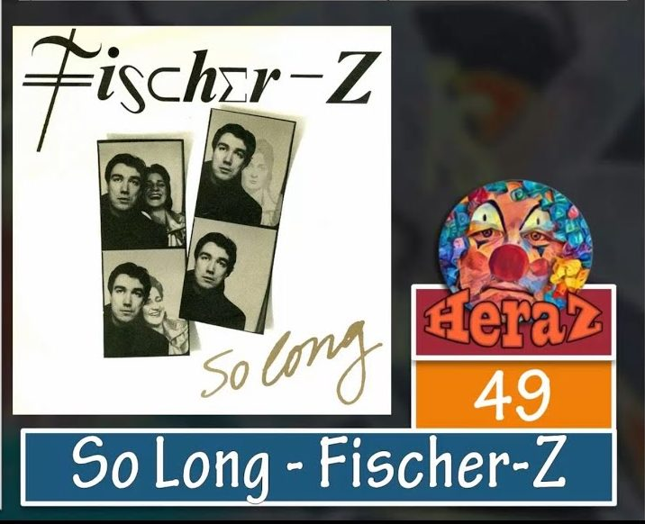 So Long – Fischer-Z (bass)