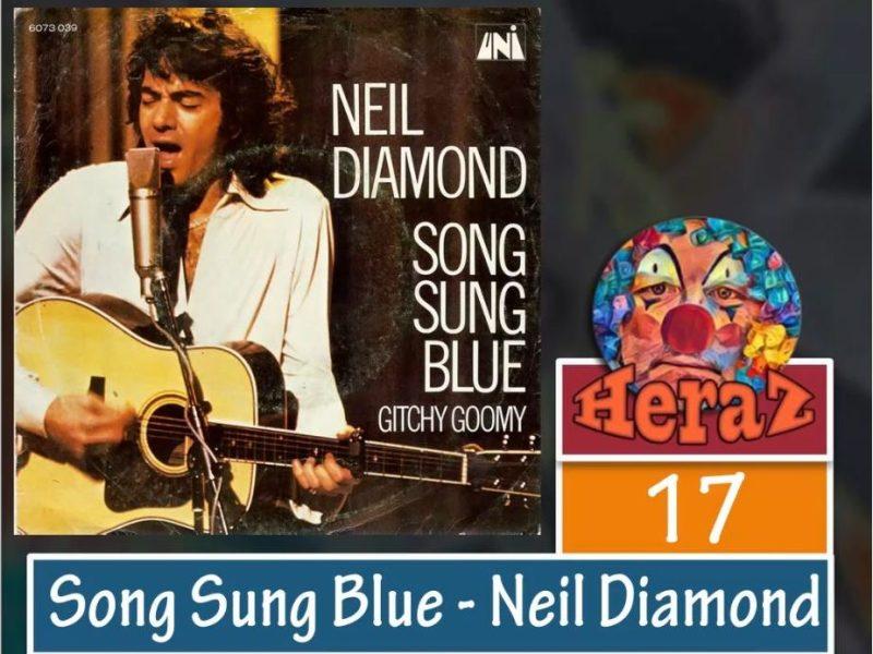 Song Sung Blue – Neil Diamond (bass)