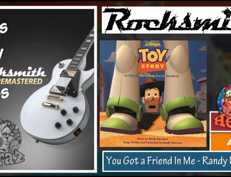 You Got a Friend In Me – Randy Newman (bass)