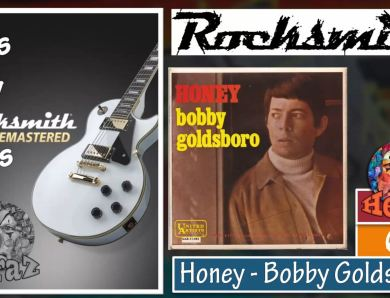 Honey – Bobby Goldsboro (bass)