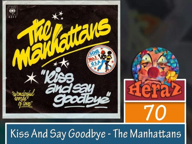 Kiss And Say Goodbye – The Manhattans (bass)