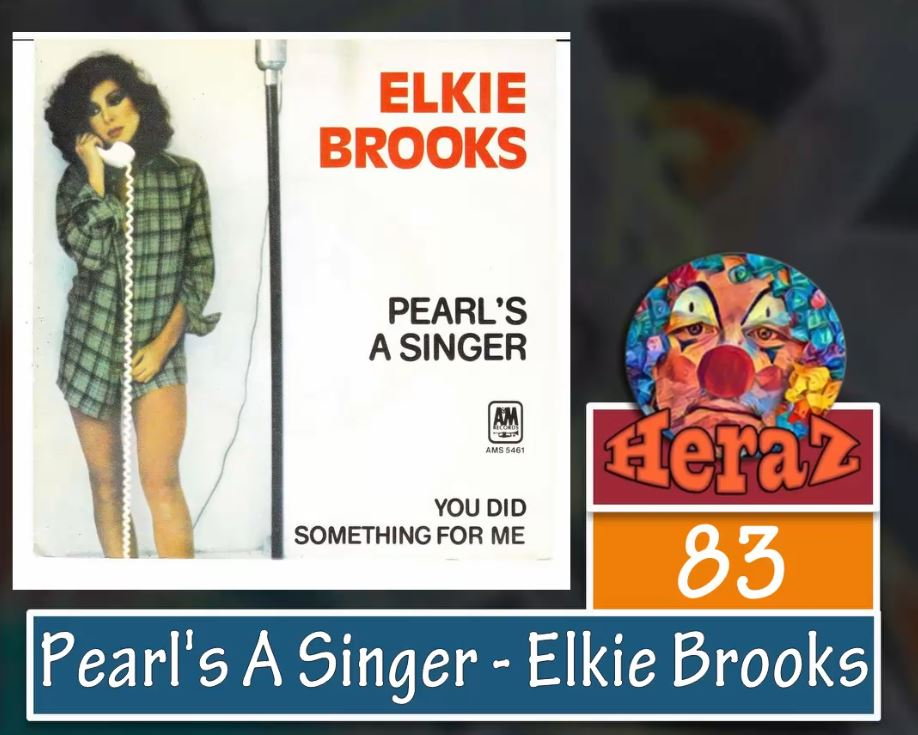 Pearl's A Singer – Elkie Brooks (bass)