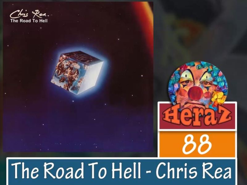 The Road To Hell – Chris Rea (bass)