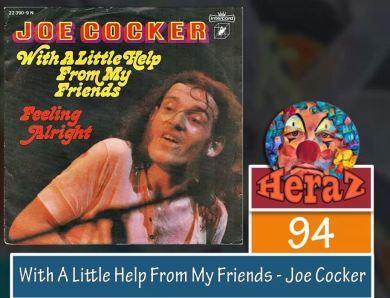 With A Little Help From My Friends – Joe Cocker (bass)