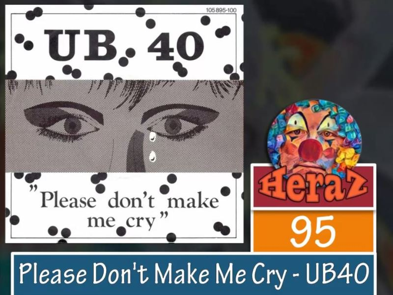 Please Don't Make Me Cry – UB40 (bass)