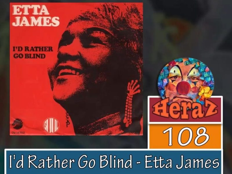I'd Rather Go Blind – Etta James (bass)