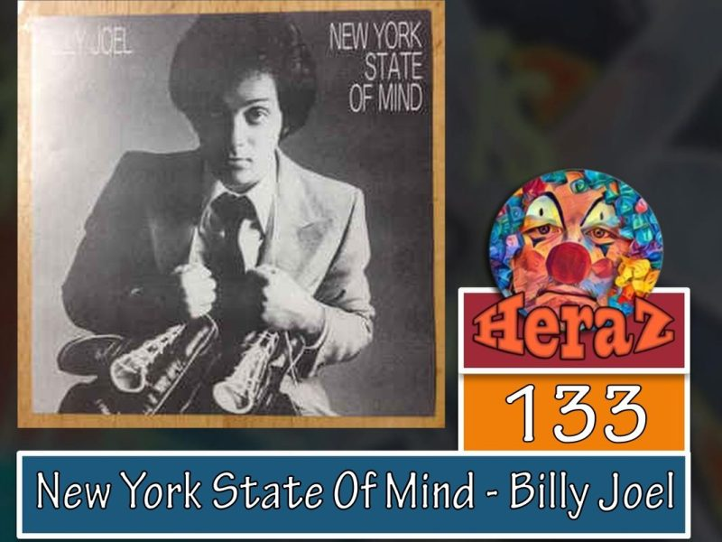 New York State Of Mind – Billy Joel (bass)