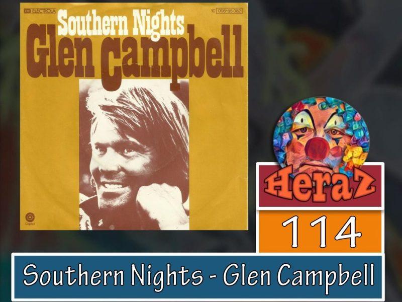 Southern Nights – Glen Campbell (bass)