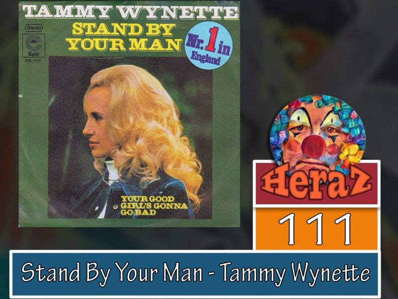 Stand By Your Man – Tammy Wynette (bass)