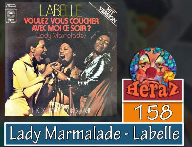 Lady Marmalade – Labelle (bass)