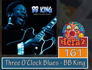 Three O'Clock Blues – BB King (bass)