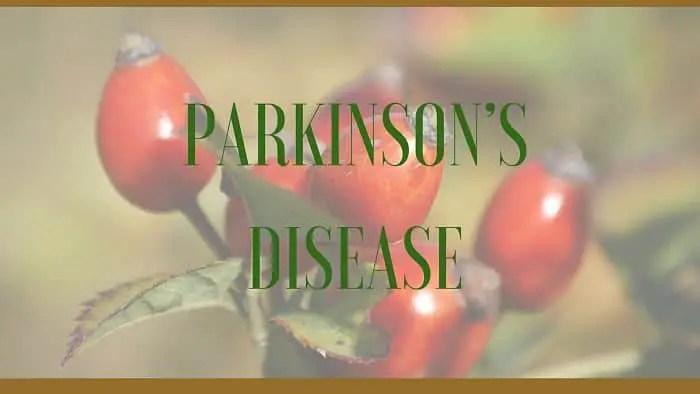 Parkinson's disease herbs