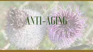 Anti-aging herbal remedies