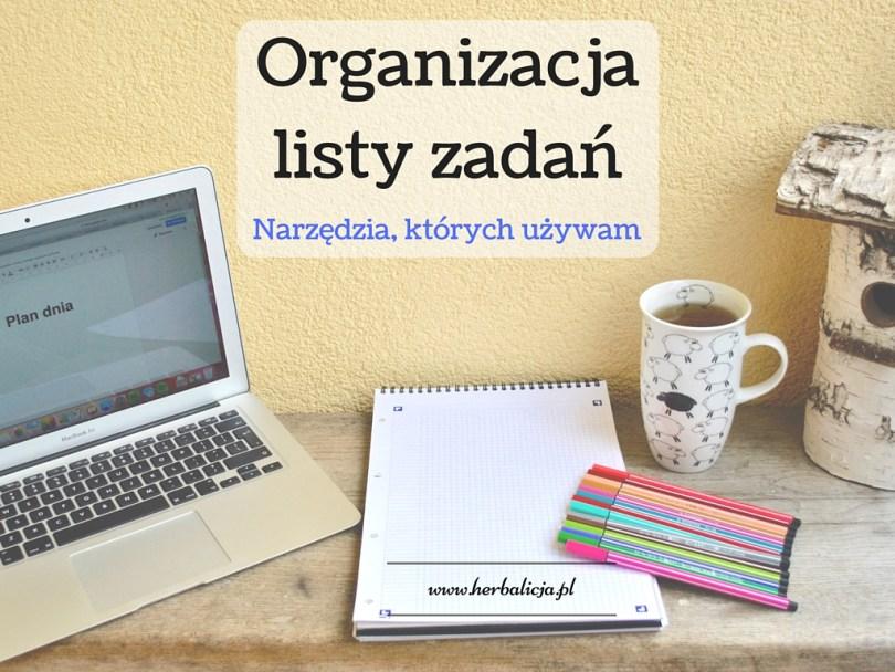 Narzędzia do organizacji listy zadań