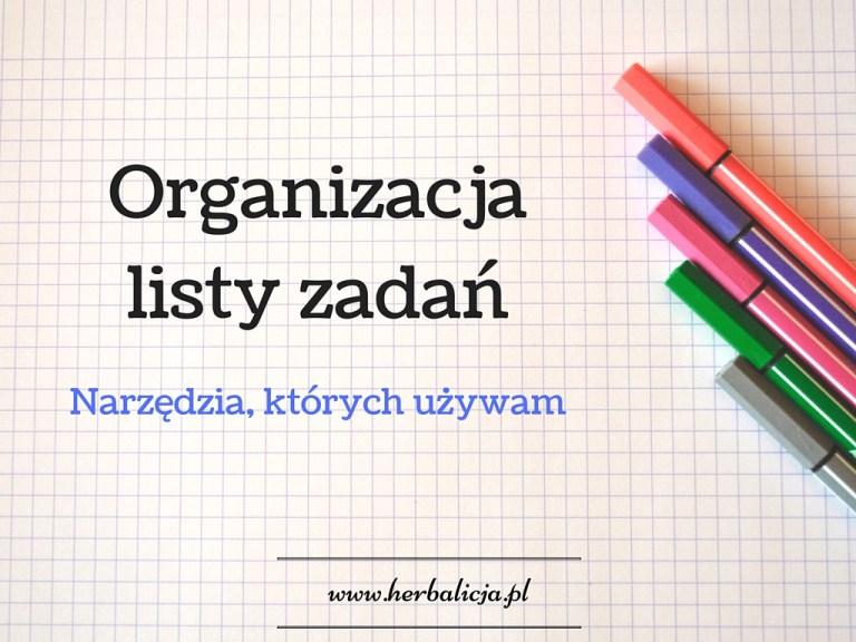 Lista zadań - narzędzia