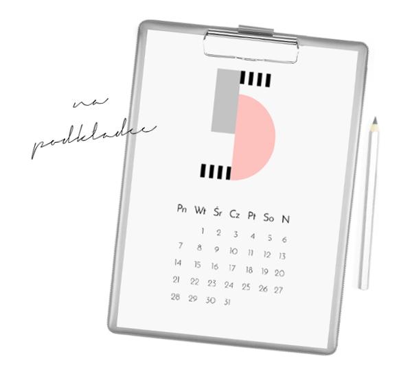 Darmowe plannery i kalendarze na 2018 do druku