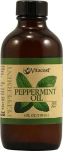 vitacost peppermint oil