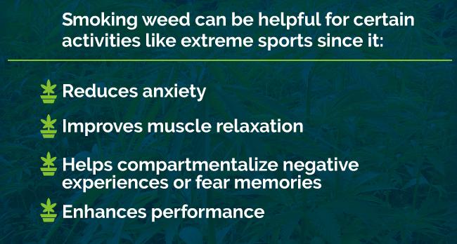 marijuana for sports
