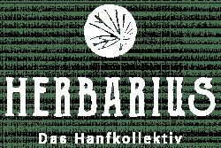Herbarius Logo weiss