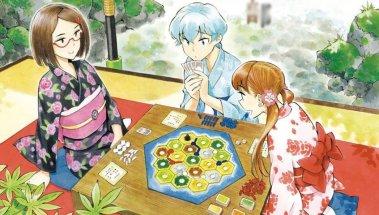 Copertina del manga Houkago Saikoro Club