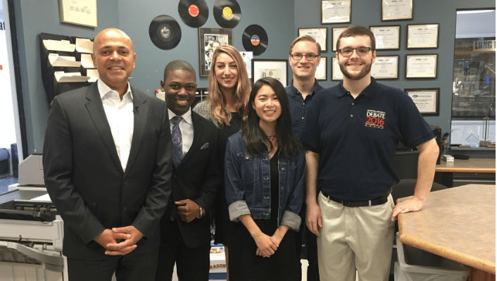 WRHU Students Reflect on Debate 2016