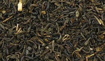 Thé au Jasmin (mo li hua cha) – 茉 莉 花 茶