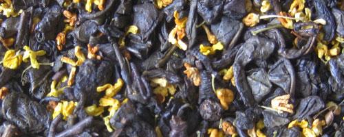 Tisane antioxydante à la fleur de l'osmanthe – 桂 花 綠 茶