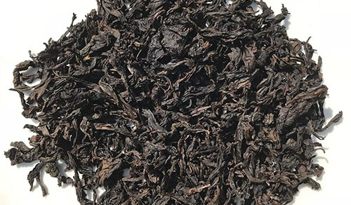 Thé Oolong (da hong pao) – 大紅袍烏龍茶