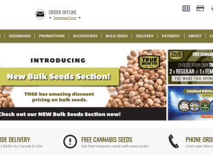 another view of true north seed bank website