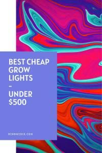 grow lights under 500