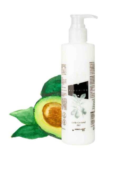 leche corporal - cosmética natural