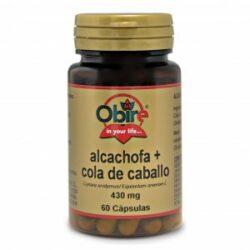 Alcachofa y Cola de Caballo Obire