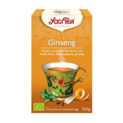 YOGI TEA GINSENG FLOR