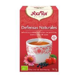 YOGI TEA DEFENSAS NATURALES