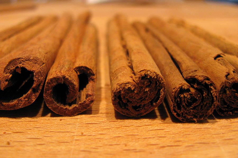 Cassia and Ceylon Cinnamon