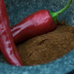 Cayenne pepper and powder