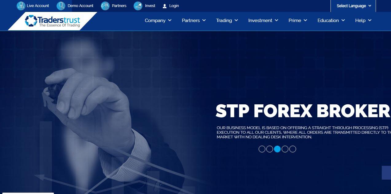 Forex broker firm