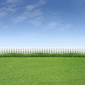 Maitain Vinyl Fence