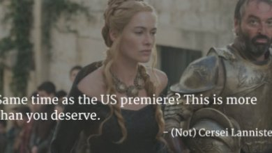 Photo of Game Of Thrones S5 to premiere same time in Singapore