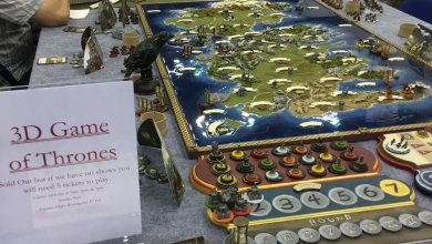 Photo of Mel's Muses: Gen Con 2016: Miniatures and More Miniatures