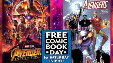 Photo of The complete Free Comic Book Day 2018 guide