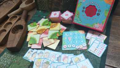 Photo of Be a Mooncake Master with this locally-designed boardgame