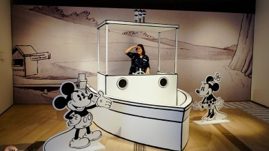 Photo of A look at Disney: Magic of Animation at ArtScience Museum