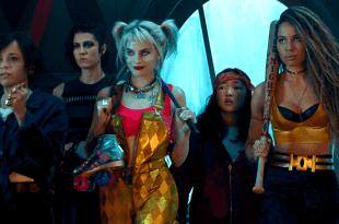 Harley Quinn, Black Canary, Huntress, Renee Montoya, Cass Cain