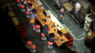Photo of Final Fantasy VII Remake Cafe coming to Singapore