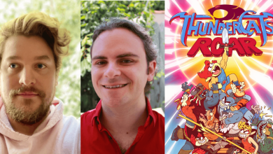 Photo of Interview with ThunderCats Roar! Producers Victor Courtright and Marly Halpern-Graser