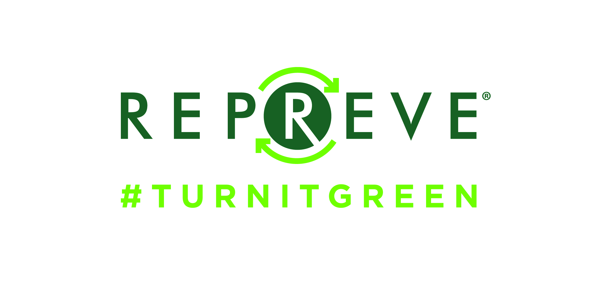 Turn It Green With REPREVE Recycled Plastic Bottle Products