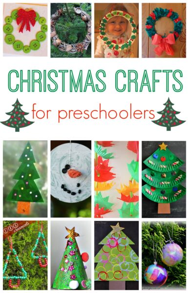 101 Christmas Crafts For Kids