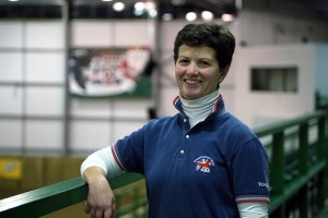 Lizzel Winter, Hartpury's new Equine Academy Director
